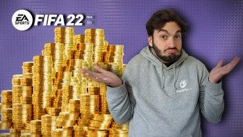 FIFA 22 Trading Low Budget Header