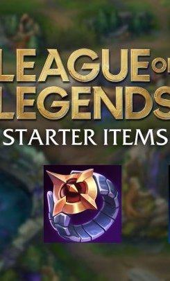 League Of Legends Starter Items 720×405
