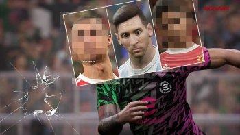 EFootball Grafik Fail Header