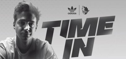 Ninja X Adidas - Time In