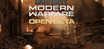 Call of Duty Open Beta