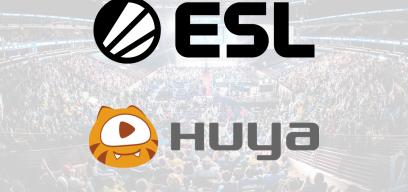 ESl und Huya starten Partnerschaft