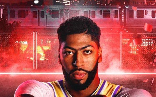 Anthony Davis Jr. spielt für die Los Angeles Lakers und ziert das Cover des neuen NBA2K20.