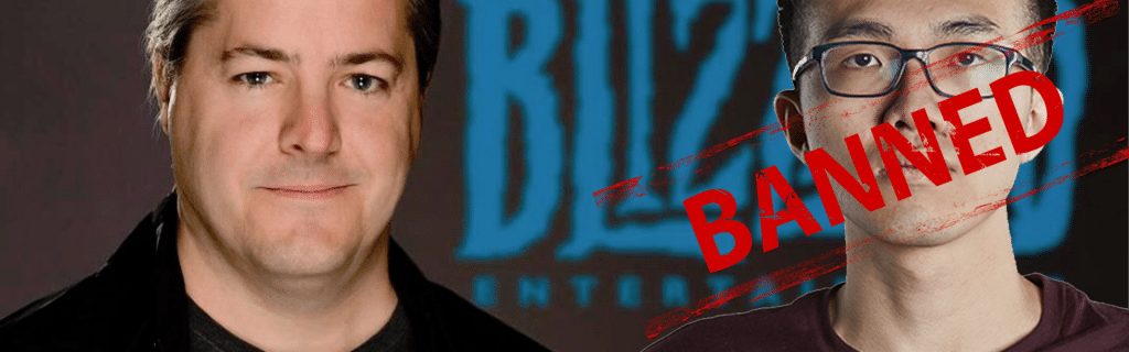 Blizzards Statement zu Blitzchung