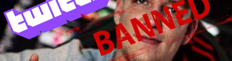 Twitch sperrt MontanaBlack