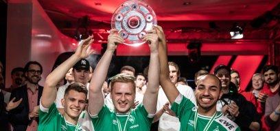 SV Werder Bremen VBL CC SIeg