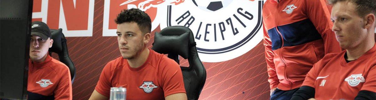 Diego Demme für Leipzig in der VBL