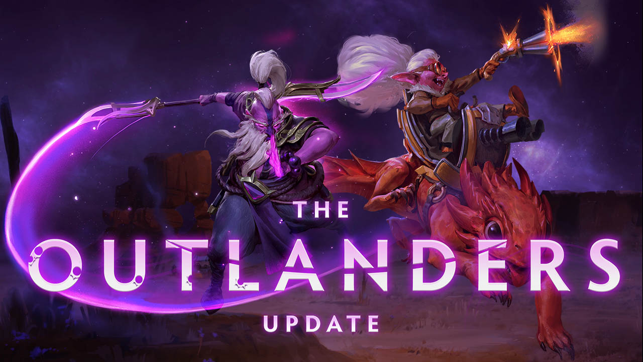 Dota 2 - Patch 7.23: The Outlanders
