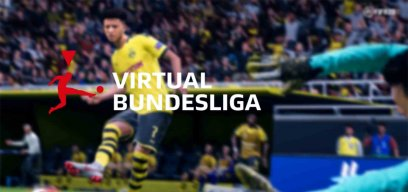 Die Virtual Bundesliga