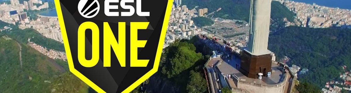 ESL One Rio Major 2020