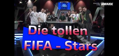 Das sind die tollen FIFA-Stars