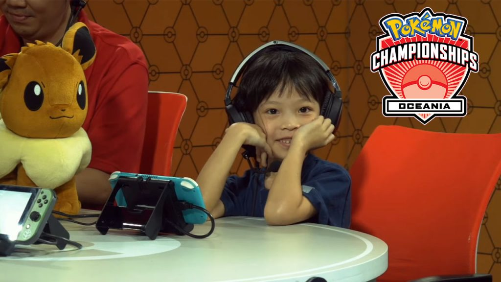 Simone Lim gewinnt Pokemon Turnier