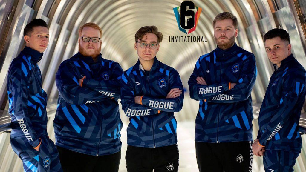 Rogue hat gute Chancen beim Rainbow Six Invitational