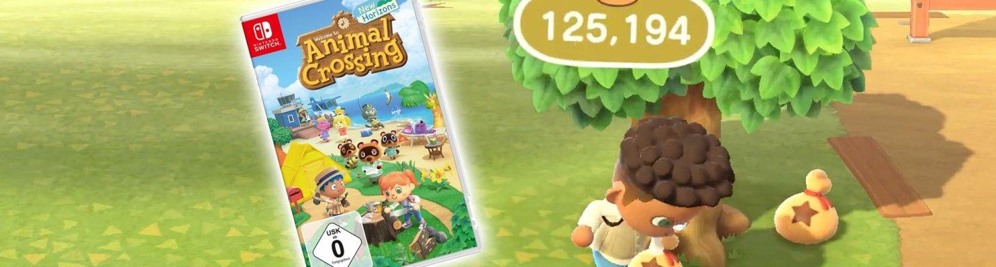 Animal Crossing New Horizons Funf Tipps Fur Viel Geld Und