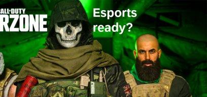 Header Warzone Esports Ready