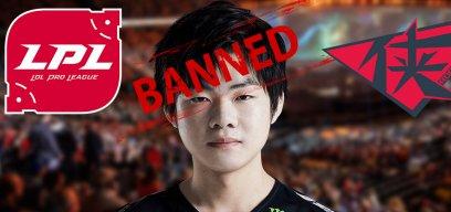 Wettskandal um WeiYan in der LPL