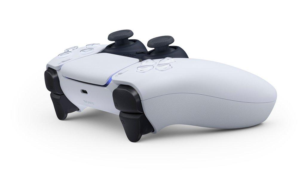 Der neue DualSense-Controller der PS5