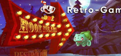 Topliste Retro-Games Header
