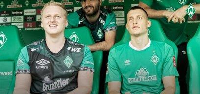 Werder Bremen bei der Bundesliga Home Challenge
