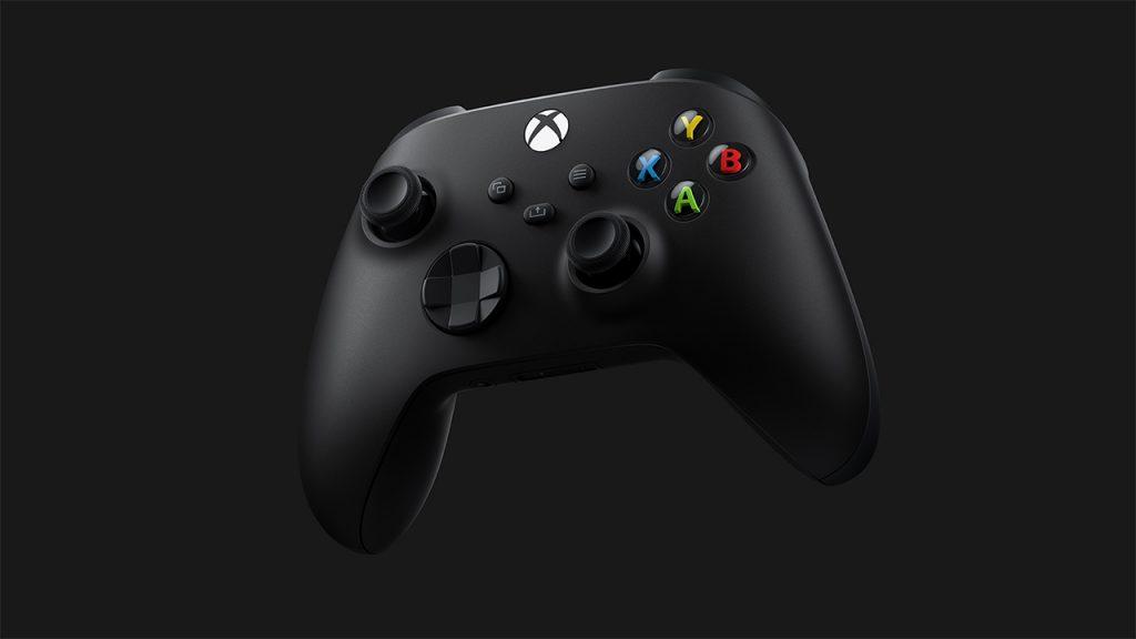 Der neue Controller der Xbox Series X
