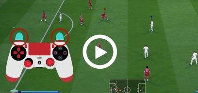FIFA 1v1 Verteidigung