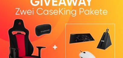 CaseKing-Pakete im esports.com-Gewinnspiel