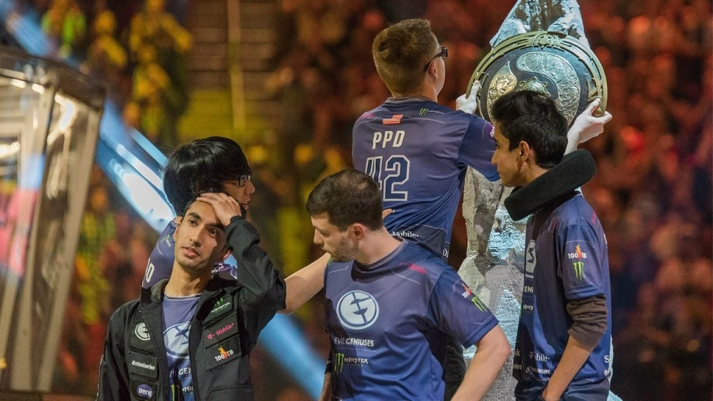 PPD claims the TI5-Aegis with EG