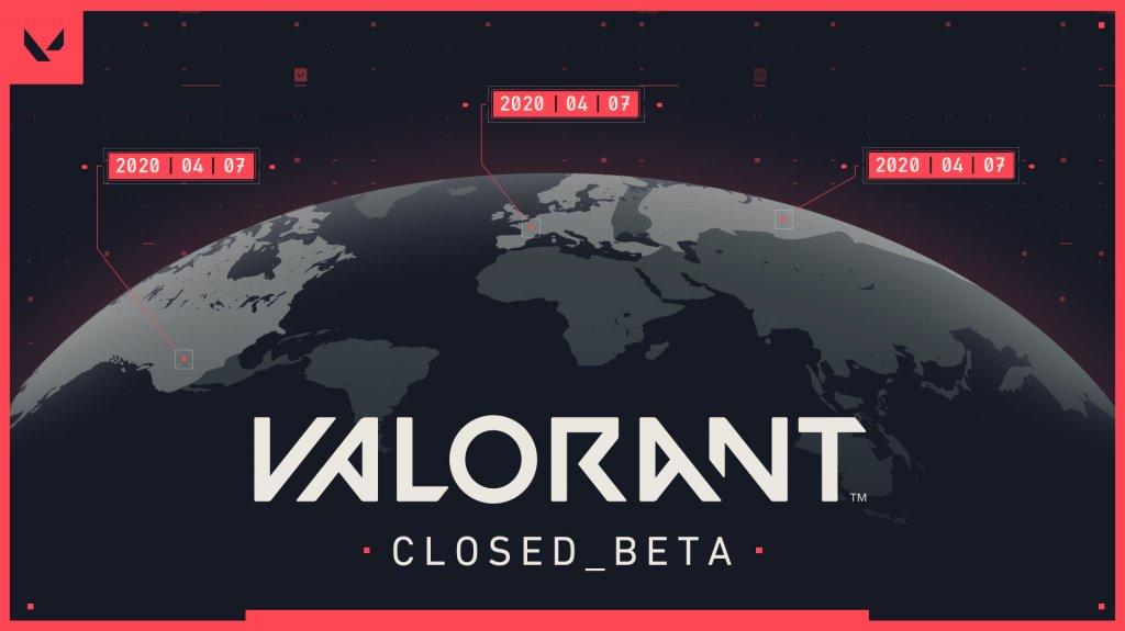 Valorant Beta Announce