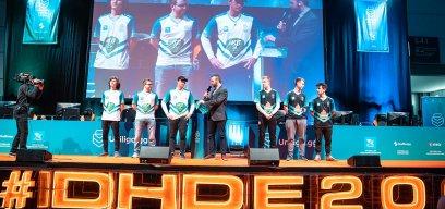 Uniliga Finale in Rocket League auf der DreamHack 20