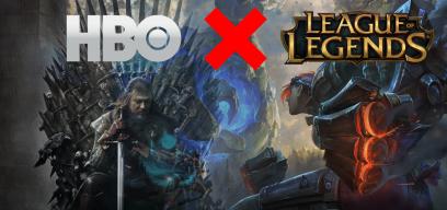 League of Legends auf HBO