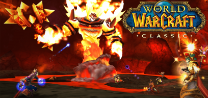 Ragnaros in WoW Classic