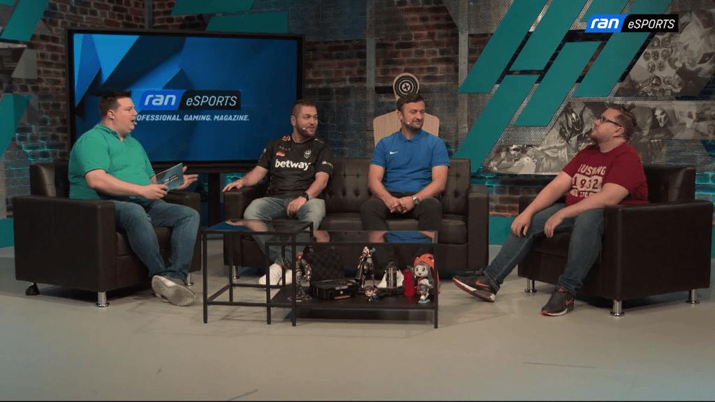 gob b im ran eSports Studio