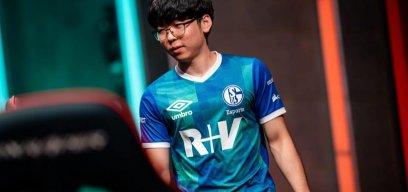 "Profi aus Südkorea: Schalkes LoL-Spieler Lee ""IgNar"" Dong-geun spielte bei der LEC in Berlin."