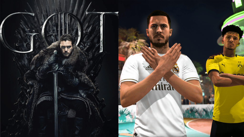 Game of Thrones X FIFA 20
