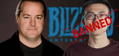 Blizzards Statement zu Blitzchung