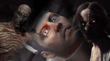 Schockmomente in Horrorspielen
