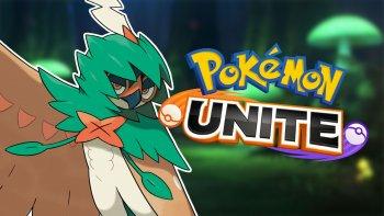 Decidueye Pokemon UNITE