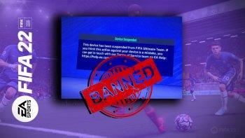 FIFA 22 Glitch Header