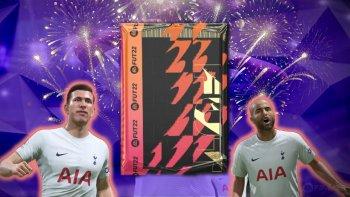 FIFA 22 Gratis Seltenes Mega Pack Objektives Header