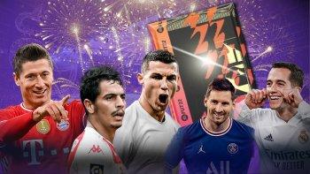 FIFA 22 Top Torjäger Header