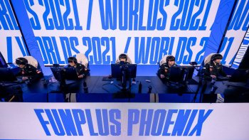 FunPlus Phoenix At Worlds 2021