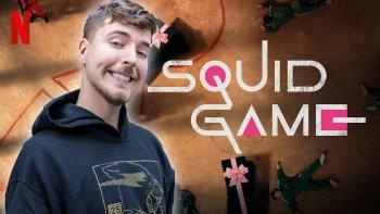 MrBeast Squid Game