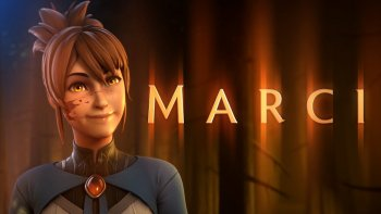New Hero Marci Enters Dota 2