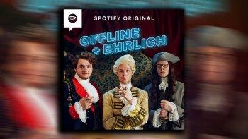 Offline Und Ehrlich Podcast Header