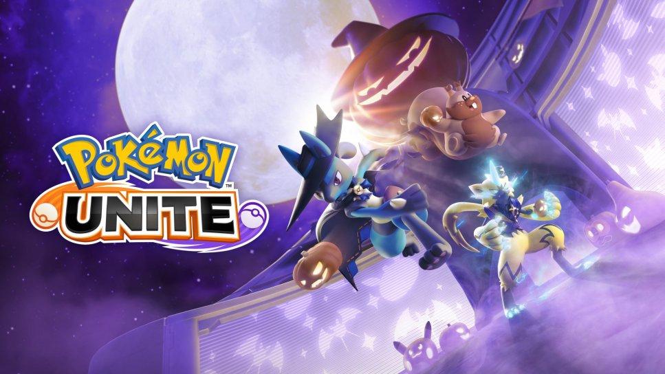 Pokemon UNITE Halloween Event