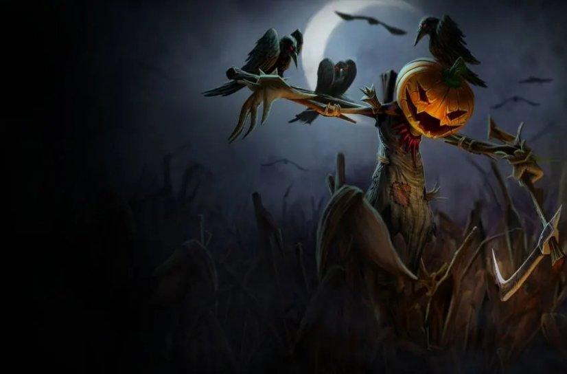 Pumpkinhead Fiddlesticks 850×560