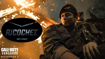 Activision Ricochet Cod Vanguard
