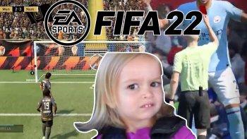 Fifa 22 Bugs Video