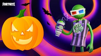 Halloween Fortnite