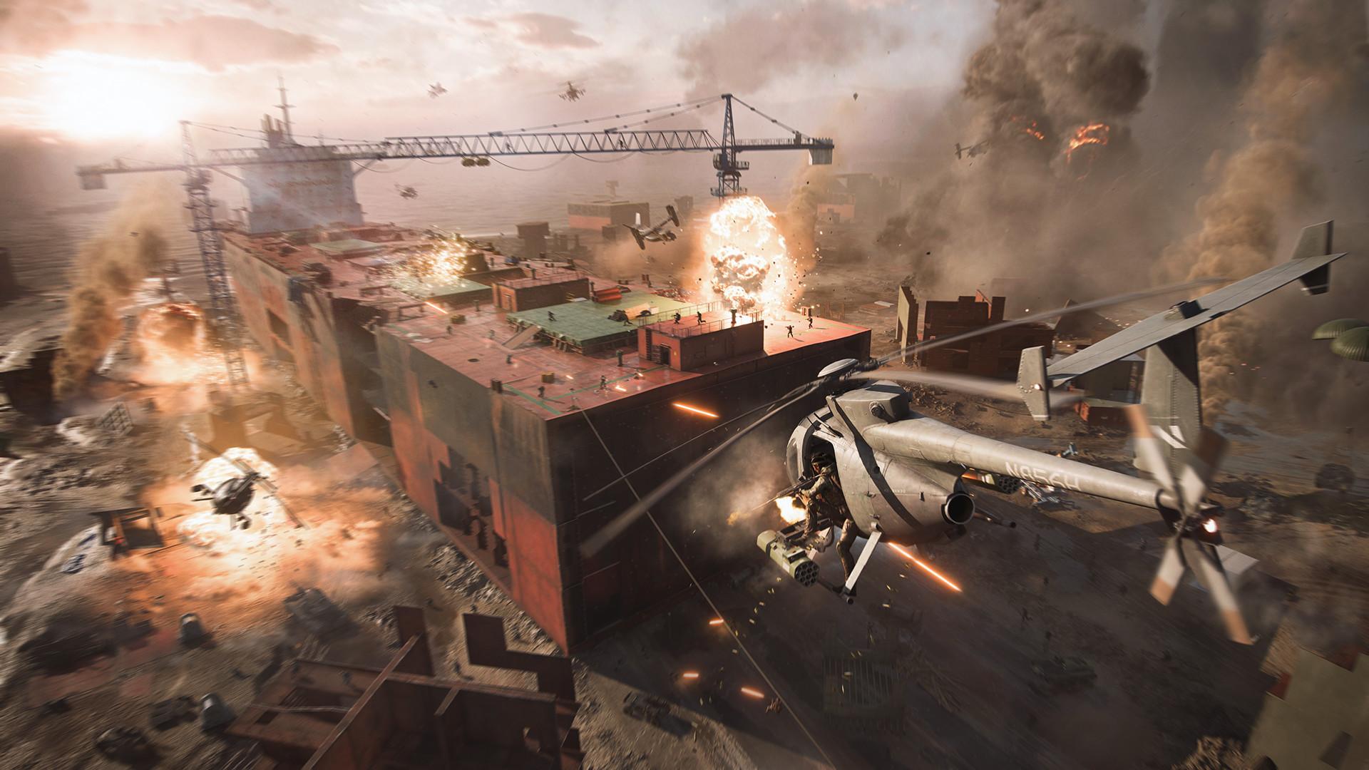 Battlefield 2042 - Die besten Grafikeinstellungen für mehr FPS